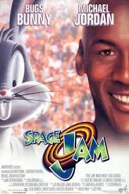 1944 Space Jam Movie Michael Jordan Wall Sticker Art Poster For Home Decor Silk Canvas Painting Art Poster Movie Postersilk Poster Aliexpress