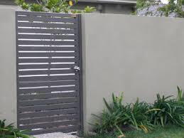 Brisbane Rendered Block Fencing