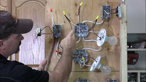 how to wire a 3 way light you
