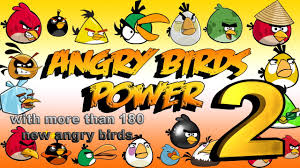Angry Birds Powers(part 2) - YouTube