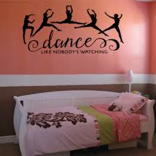 Dance Decals