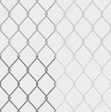 Set Of Effect Chain Link Fence Wire Mesh Steel Metal Isolated Royalty Free Cliparts Vectors And Stock Illustration Image 128340623