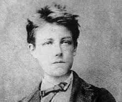 arthur rimbaud poet wild child bad