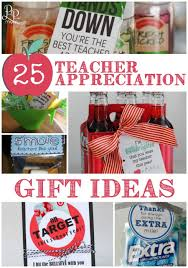 teacher appreciation gifts that are