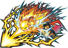 Z-Move - Bulbapedia, the community-driven Pokémon encyclopedia