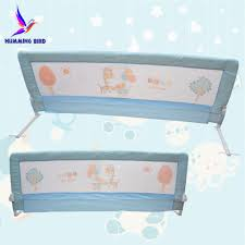 Hummingbird Bf 1 8 Baby Bed Guard Infant Bedside Safe Protective Barrier Bed Fence Babies Kids Others On Carousell