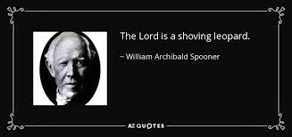 top quotes by william archibald spooner a z quotes