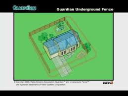 Guardian In Ground Containment Installation And Pet Training Part 1 Youtube