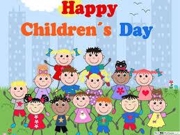 يوم الطفل رسوم متحركة للأطفال تنزيل خلفية Hd