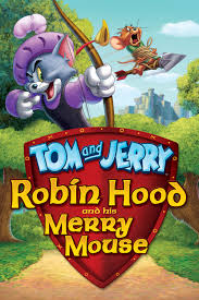 Tom and Jerry: Robin Hood & Merry Mouse | Full Movie