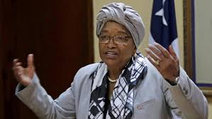 Battle for women's rights yet to be won, says Liberia's Ellen ...