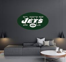 Jets Football Team Ny Vinyl Decal Sticker Car Window Wall Decor