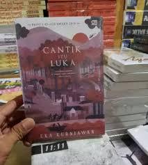 novel cantik itu luka membeli jualan online buku r ce dengan