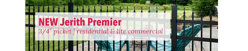 Jerith Jerith Manufacturing Llc An Assa Abloy Group Company Is The Oldest And Largest Manufacturer Of Aluminum Ornamental Fences In North America