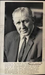 Floyd Smith Labor Member of President Nixon's Pay Board 1969 ...