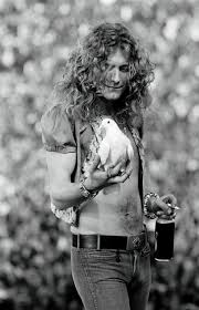 Neal Preston's best photograph: Robert Plant catches a dove | Photography |  The Guardian