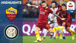 Roma vs Inter [2-2] Resumen Y Goles - Serie A - YouTube