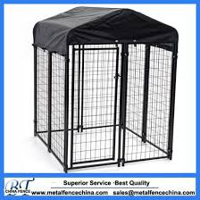China Factory Wholesale New Design Dog Cage Soft Pet Dog Crate Dog Kennel China Dog Cage And Steel Dog Kennel Price