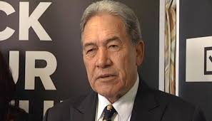 NZ Election 2020: Winston Peters ...