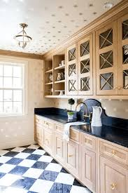 hillary-taylor-interior-design-butlers-pantry-star-wallpaper-on ...