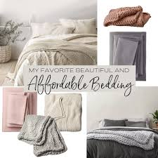 my favorite affordable target bedding