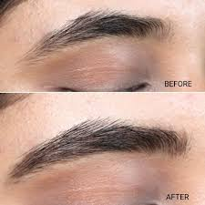 nyx tinted brow maa in black review