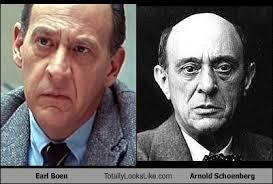 Earl Boen Totally Looks Like Arnold Schoenberg - Totally Looks Like