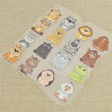Animal Iron On Sticker Heat Transfer Decal For Diy Children Baby Clothing Patch For Sale Online Ebay