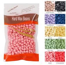 china hard wax beads without strip
