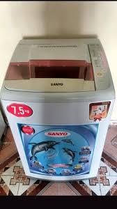 Bán Máy Giặt Sanyo 7.5Kg Tại Hải Phòng