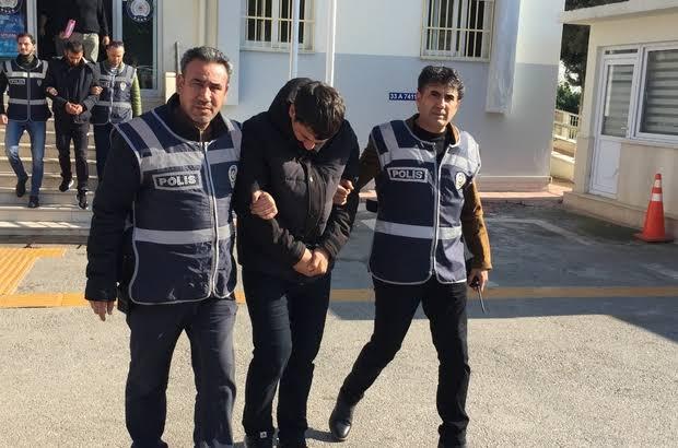 """Mersin'de engelli bir şahsın, belediyenin engellilere yönelik projesi kapsamında verilen simit arabasını çalan şüpheliler, önce kameralara sonra polise yakalandı. ile ilgili görsel sonucu"""""""