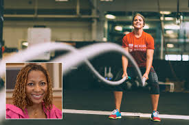 Look Who's Working Out: Kristi Smith - FIT Arkansas