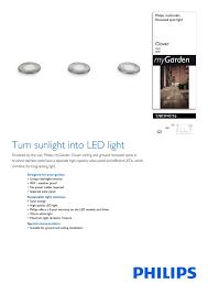 178194716 philips recessed spot light
