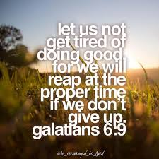 Keep going! Don't give up! Let the Holy Spirit renew you. There are  blessings in doing good; there is! God i… | Spirit quotes, Prayer quotes,  Prayer quotes positive
