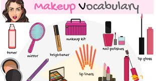 makeup and cosmetics voary with