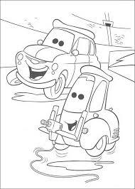 Kleurplaten En Zo Kleurplaten Van Cars Pixar