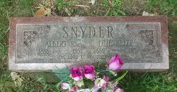 Albert R Snyder (1886-1951) - Find A Grave Memorial