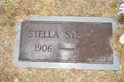 Stella Stewart (1906-1957) - Find A Grave Memorial