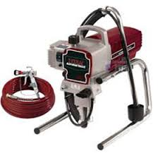 Paint Sprayers Hire Nottingham
