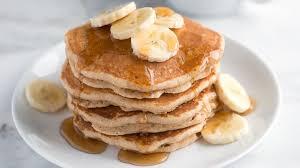 easy delicious whole wheat pancakes