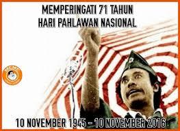 selamat hari pahlawan nasional yang meme comic lovers facebook