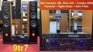 Bộ dàn Karaoke Loa JBL KP 1200 , PS Audio AK3500, Mic VK 6   9tr7