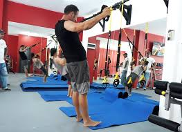 trx at dolphin fitness picture of