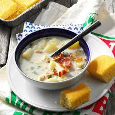 Potato Clam Chowder Recipe