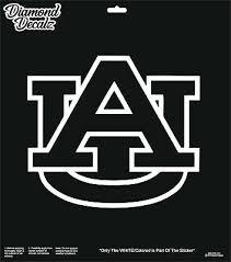 Auburn Tigers Vinyl Decal Nfl Football A U Logo Car Truck Suv Window Sticker New Ebay
