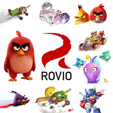 The home of Rovio - maker of Angry Birds, Bad Piggies, Nibblers ...