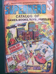 The Superhero Catalog of Games, Books, Toys, Puzzles: Ivan Snyder:  Amazon.com: Books