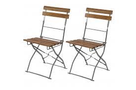foldable garden chairs 2pcs homezone