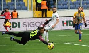 Süper Lig: MKE Ankaragücü: 2 - Denizlispor: 2 (Maç sonucu)