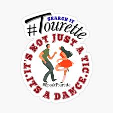 Tourette It S Not Just A Tic It S A Dance Kids T Shirt By Mjdezigns Redbubble